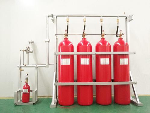 IG541七氟丙烷灭火系统