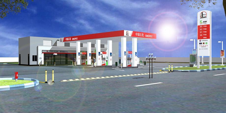 安泰灭火器保障中国石化加油站消防安全
