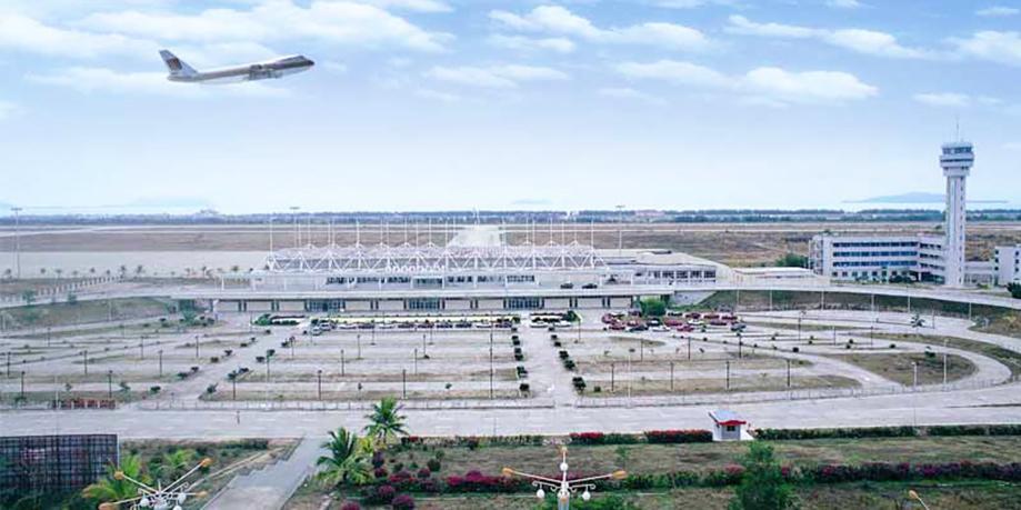 安泰为凤凰机场提供消防工程解决方案